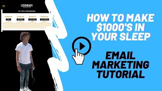 Email Marketing Tutorial For Beginners | (Watch This Tutorial First)