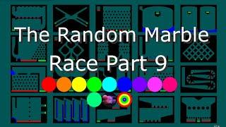 The Random Marble Race Part 9