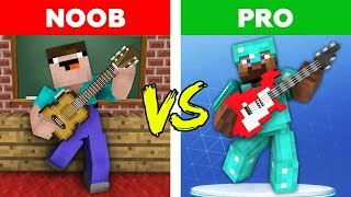 Minecraft - NOOB vs PRO : FORTNITE DANCE in Real Life | AVM SHORTS Animation