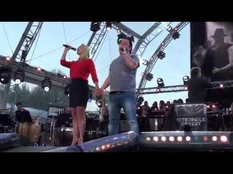 Hij gelooft in mij - Repetitie - Musical Sing-a-Long @ Uitmarkt 2014