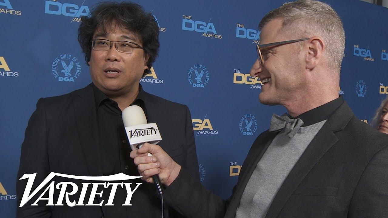 Bong Joon Ho, Taika Waititi & More Stop at the DGAs Ahead of Oscars