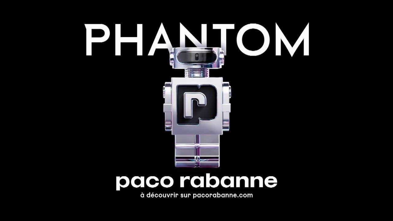 """Musique pub Phantom Paco Rabanne """"à découvrir sur pacorabanne.com""""  2021"""