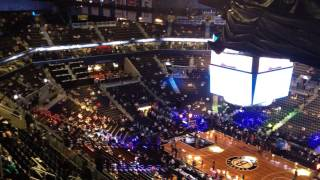 Barclay's Center View