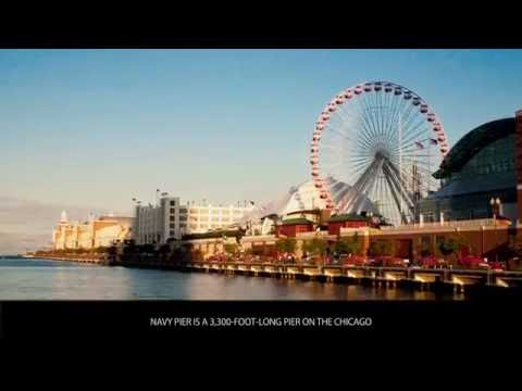 Navy Pier, Chicago - Tourist Attractions - Wiki Videos by Kinedio