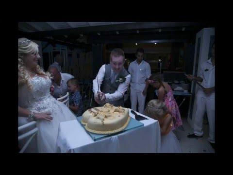 Wedding in Turkey of Stuart & Danielle