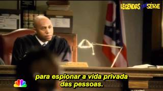 Harry's Law - 2x15 - Search and Seize - Promo (HD) - Legendado PT-BR