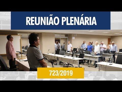 723ª Reunião Plenária - Crea-AL