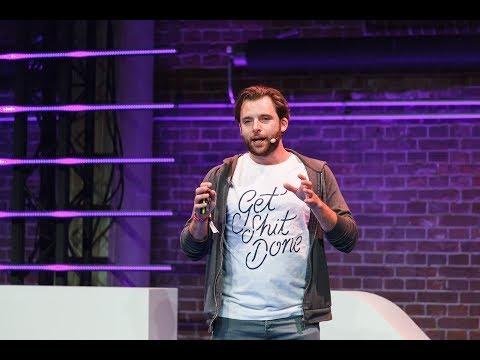 Robert Vis (MessageBird): Bootstrapped & Profitable   TNW Conference 2017