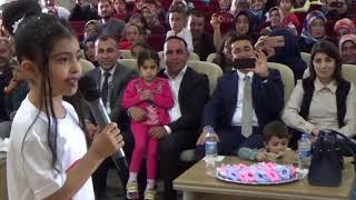 Karakoçan Nuri Özaltın İlkokulu 1/A sınıfı   OKUMA BAYRAMI Öğretmen Şerife POLAT