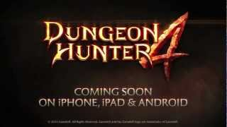 dungeon Hunter 4 Teaser Trailer - iOS & Android