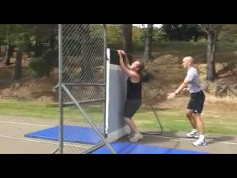 Our reporter takes the police fitness test