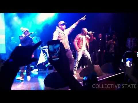 Chris Brown Live w/ Big Sean, Tyga, & Kevin McCall From El Rey Theatre