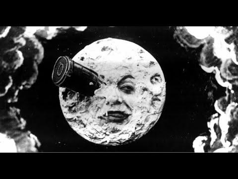 Viaje a la Luna, de Georges Méliès (1902)