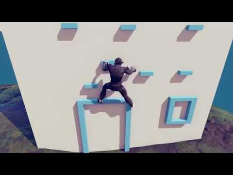 WIP - Climbing System like Assassins Creed in Unity