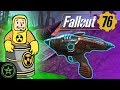 ALIEN BLASTERS AND RADIATION DISASTERS - Fallout 76 | Let