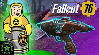 ALIEN BLASTERS AND RADIATION DISASTERS - Fallout 76 | Let's Play