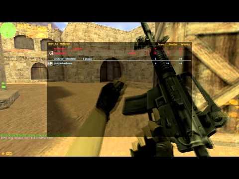 Counter-Strike 1.6 - Снова в голову?