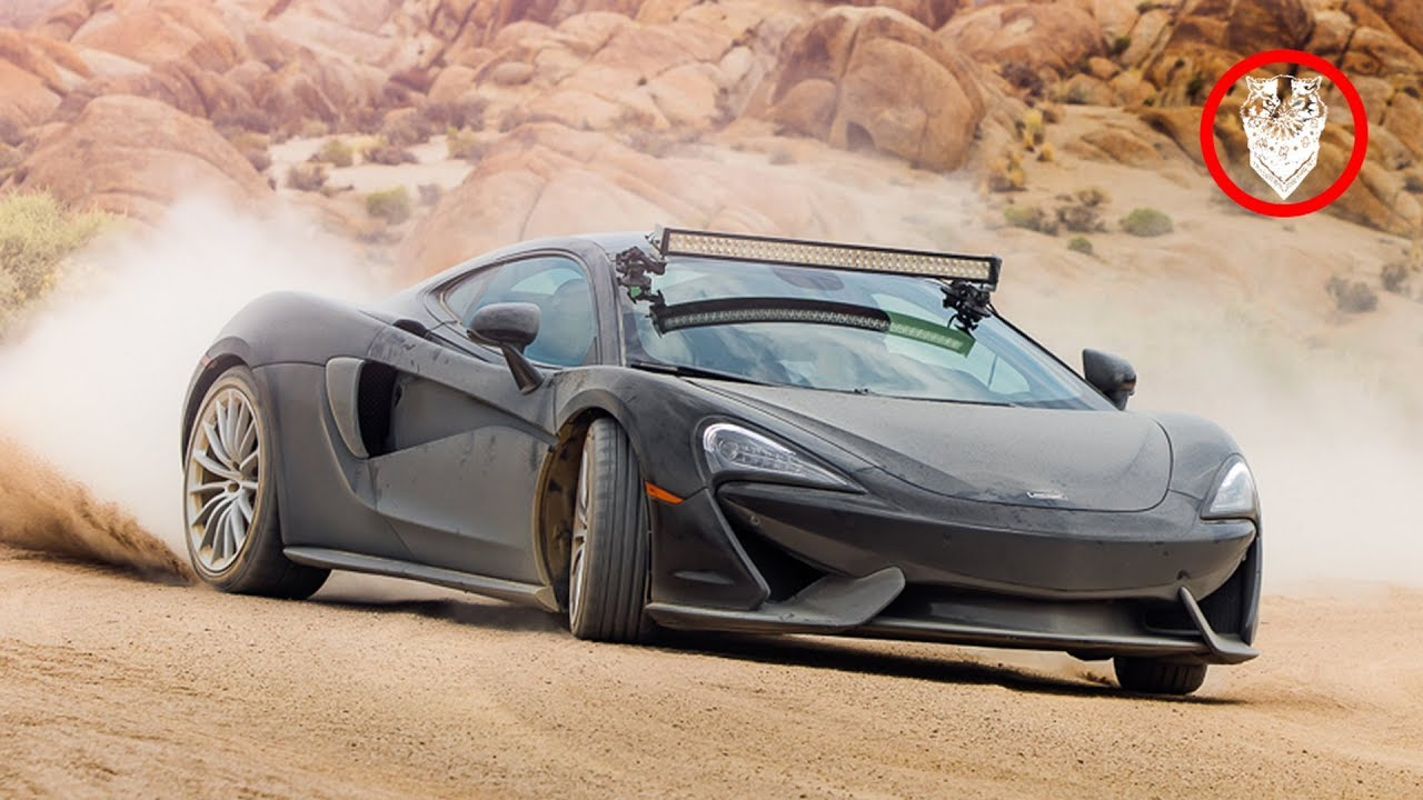 Off Road Mclaren Gts Gnarpm Ep Youtube