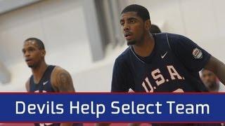 Blue Devils Help U.S. Select Team