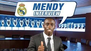 Mendy EXCLUSIVE interview: ''It's a dream to train under Zidane''