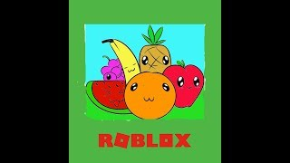 ROBLOX FRUIT COLLECTING SIMULATOR