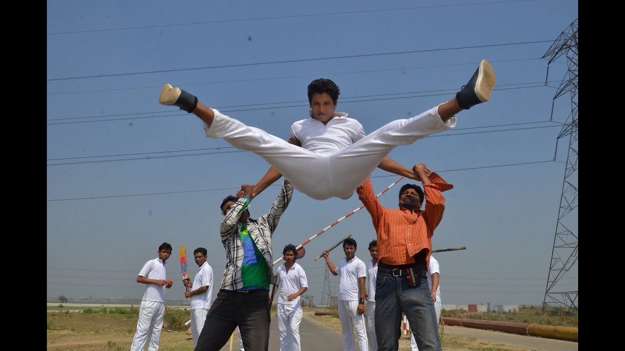 Bangla Movie Funny Fight  Shotting Time Scene  - Youtube-4177