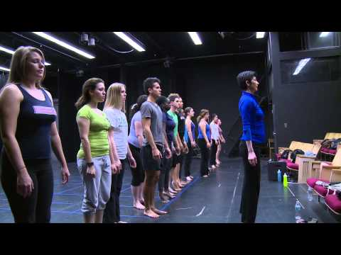 Stage Movement for Actors at USF