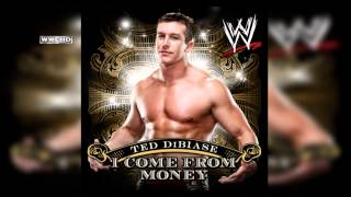 "WWE: ""I Come From Money"" (Ted DiBiase) Theme Song + AE (Arena Effect)"
