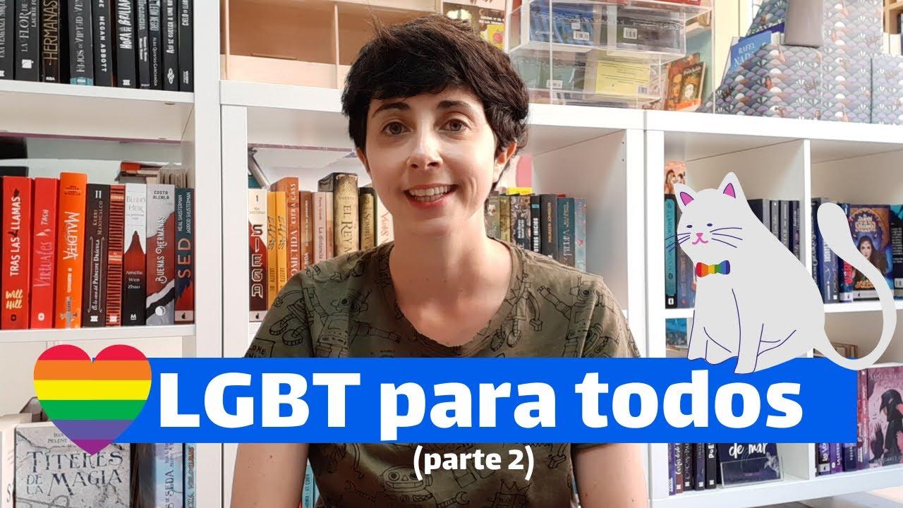 Recomendaciones LGBT para todas las edades
