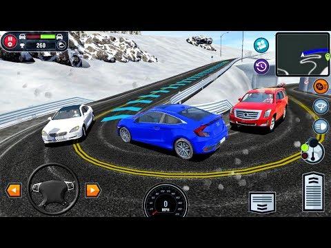 Car Driving School Simulator #23 - Android IOS Gameplay Walkthrough