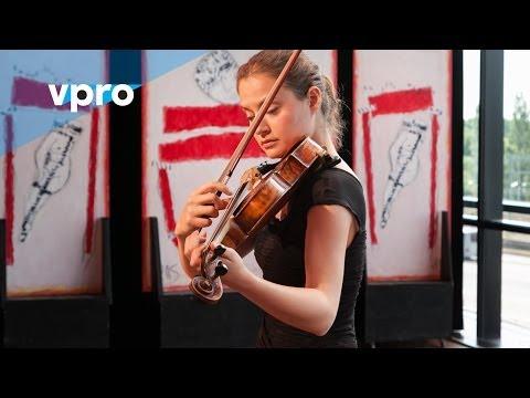 "Dana Zemtsov - Henri Vieuxtemps/ """"Hommage à Paganini"""" op. 55 (Live @Bimhuis Amsterdam)"