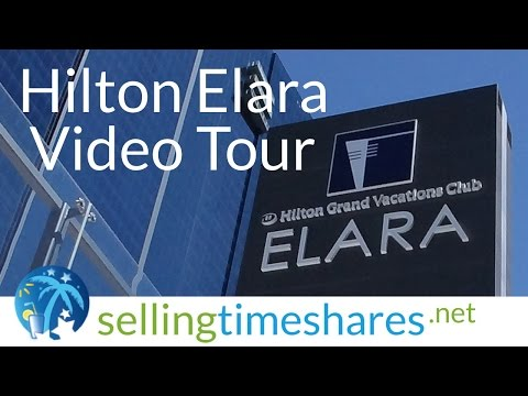Hilton Grand Vacation Club Elara Video Tour
