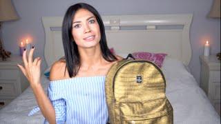 TAG: Что в моей сумке? I Анна Устюжанина