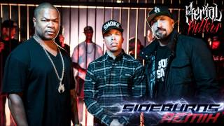Sideburns VS Serial Killers (Xzibit,Demrick,B-real)