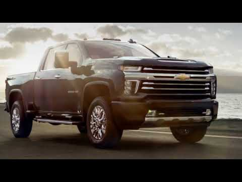 2020 Chevy Silverado 2500HD High Country  which represents the range-topper of the HD family