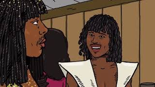 Rick James & Prince Part 1 tour bus tales
