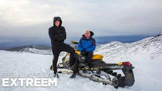 Sneeuwscooter Race - Giel & Jay Gaan Extreem #7