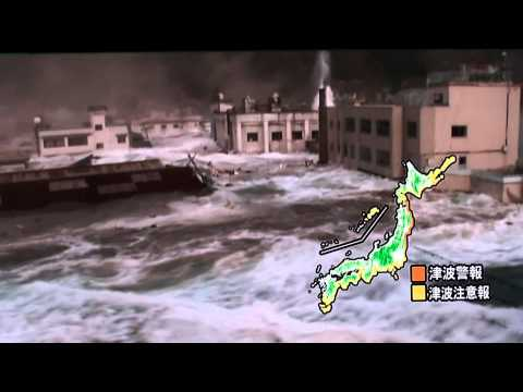 東北地方大震災 津波 岩手  iwate prefecture tsunami