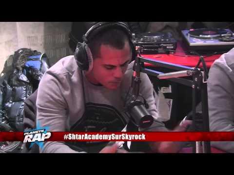 Youtube: Shtar Academy – Freestyle avec Tunisiano et Bakar (Planète Rap)