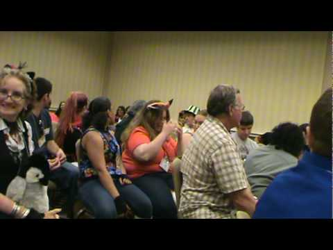 Anime Festival Wichita 2010 - An Hour With Vic Part 2