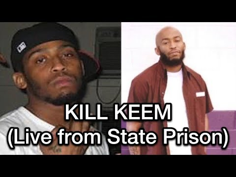 Kill Keem{Live from State Prison} Speaks on Relationship w/ NH, Tone Trump + More