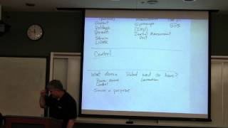 Introduction to Robotics Course -- Lecture 1