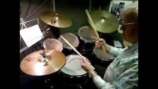 Spanish Bolero on snare drum by John Tayler