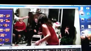 Leilani And Arianna Dancing 2010