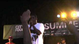 Jay Electronica - Hagler @ Summerstage, Red Hook Park, Brooklyn, NYC
