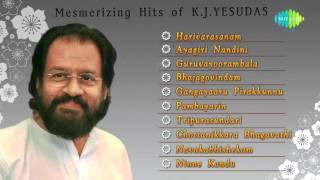 Mesmerizing Hits of KJ Yesudas   Malayalam Devotional Audio Jukebox