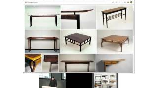 40 Years of Designing and Making Furniture