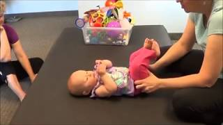 Baby Basics 101 - Baby Movement at 6 Months