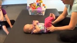Movement Variations in Infant Development