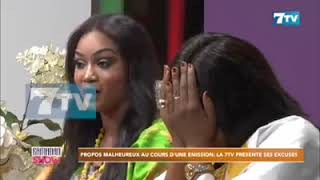 vuclip Maimouna et Adja Astou en pleurs demandent pardon aux Halpoular